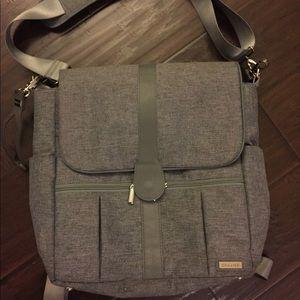 JJ Cole Diaper Bag